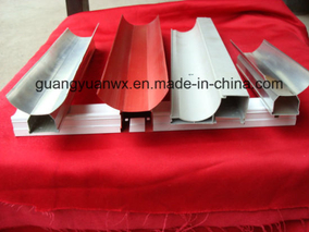 6061 T6 Aluminum Extrusion Tube for LED Light