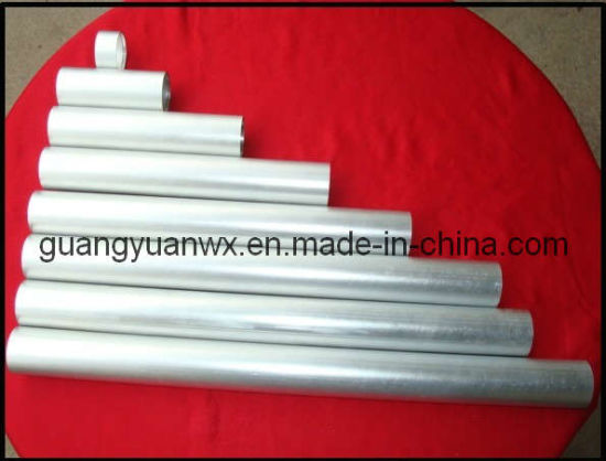 Aluminum Anodized Extrusion Tubes for LED Lighting