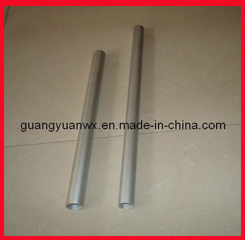Extrusion Aluminum Machining Pipes 6061 T6 for LED Light