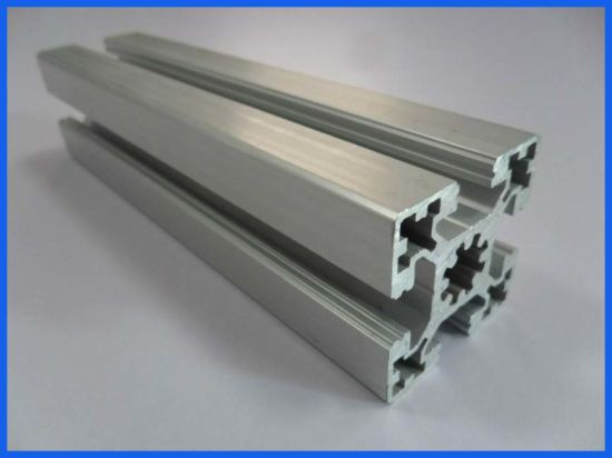 6060 6101 Anodized Aluminum Profile Tube/Pipe for Solar and Substation