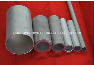 Mill Finish Anodized Extruded Aluminium Tubes/Pipes