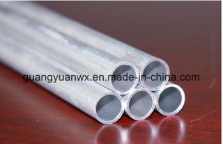 6061 T4 Aluminium Tubes/Pipe for Circuit Breakers