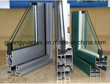 Powder Coated Aluminium Tube/Pipes for Window and Door