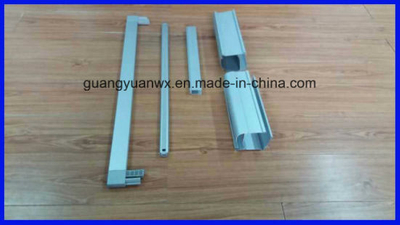 Aluminum Anodized Profile Tubes/Pipe for Medical Equipment and Display