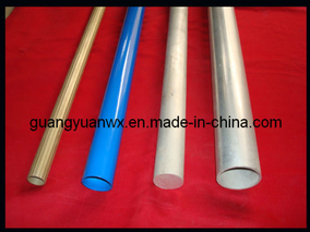 Aluminum Extrusion Anodized Tube/Pipes for Furniture