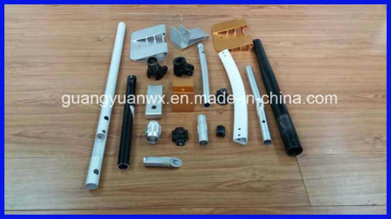CNC Aluminum Alloy Machining Products 6063 T5 for E-Scooter Parts