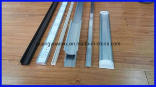 Anodized 6063 T5 Aluminum Extrusion Tubing for LED Lighting