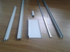 custom square drawn aluminum tube