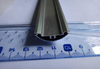 Polished Laser Cutting Extruded Aluminum Tube Profiles