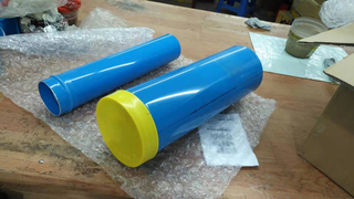 Aluminum Compressed Air Pipe System