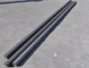 Black Perforated Aluminum Extrusion Tube