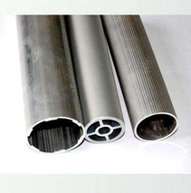 Seamless Light Telescopic Aluminum Tube Profiles